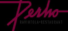 Ravintola Perho -logo