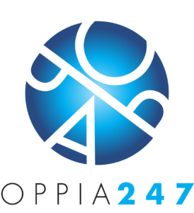 Oppia 24/7 logo © Jonna Ordning