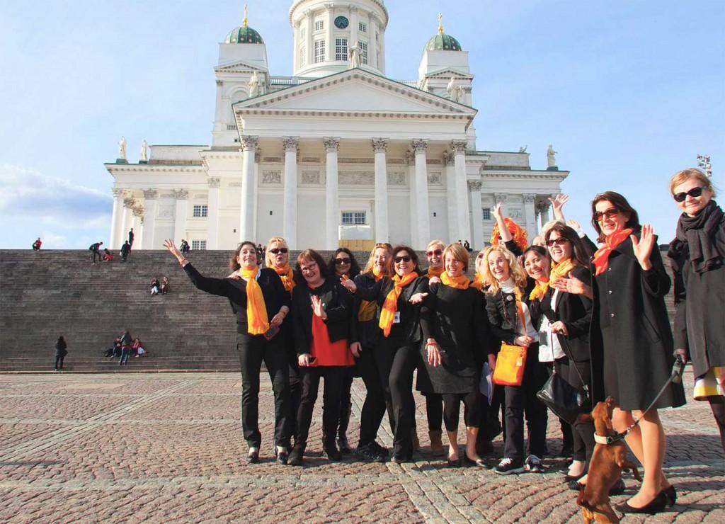 Suomen matkailuala kasvaa muita Pohjoismaita nopeammin