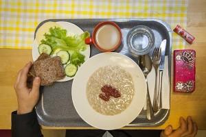 Aamupala ja ruokailu Töölön kampuksella