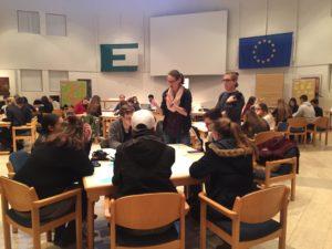 Otzenhausen opintomatka seminaarissa