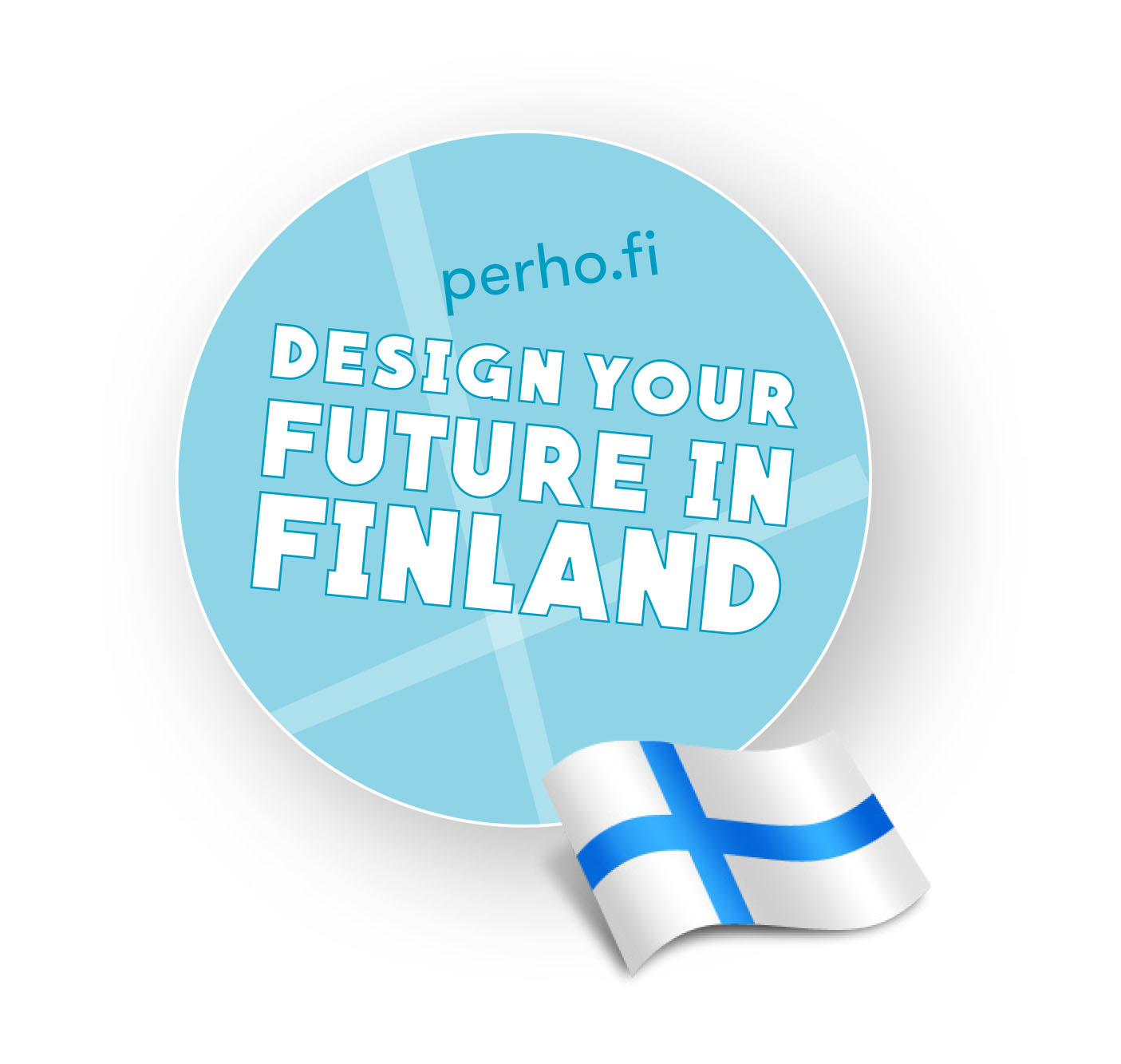 Design Your Future in Finland logo © Jonna Ordning