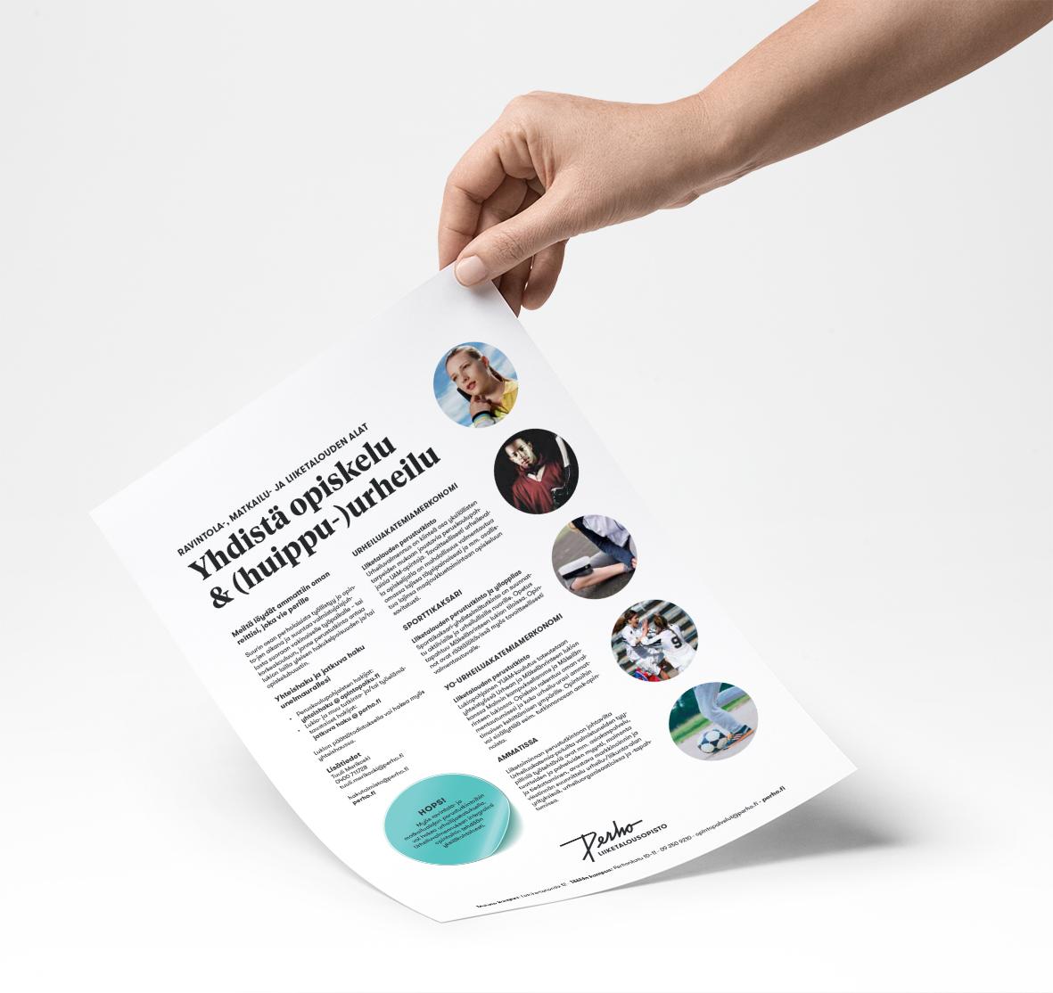 Kuvituskuva: Urheiluoppilaitoksessa voit yhdistää opiskelun ja huippu-urheiun