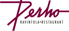 Ravintola Perhosta myös takeaway-lounaat ma–pe klo 11–15: puh. 020 118081