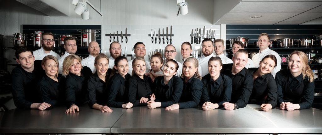 Vuoden Tarjoilija ja Kokki 2018 tittelistä kilpaillaan Gastro Helsinki -messuilla