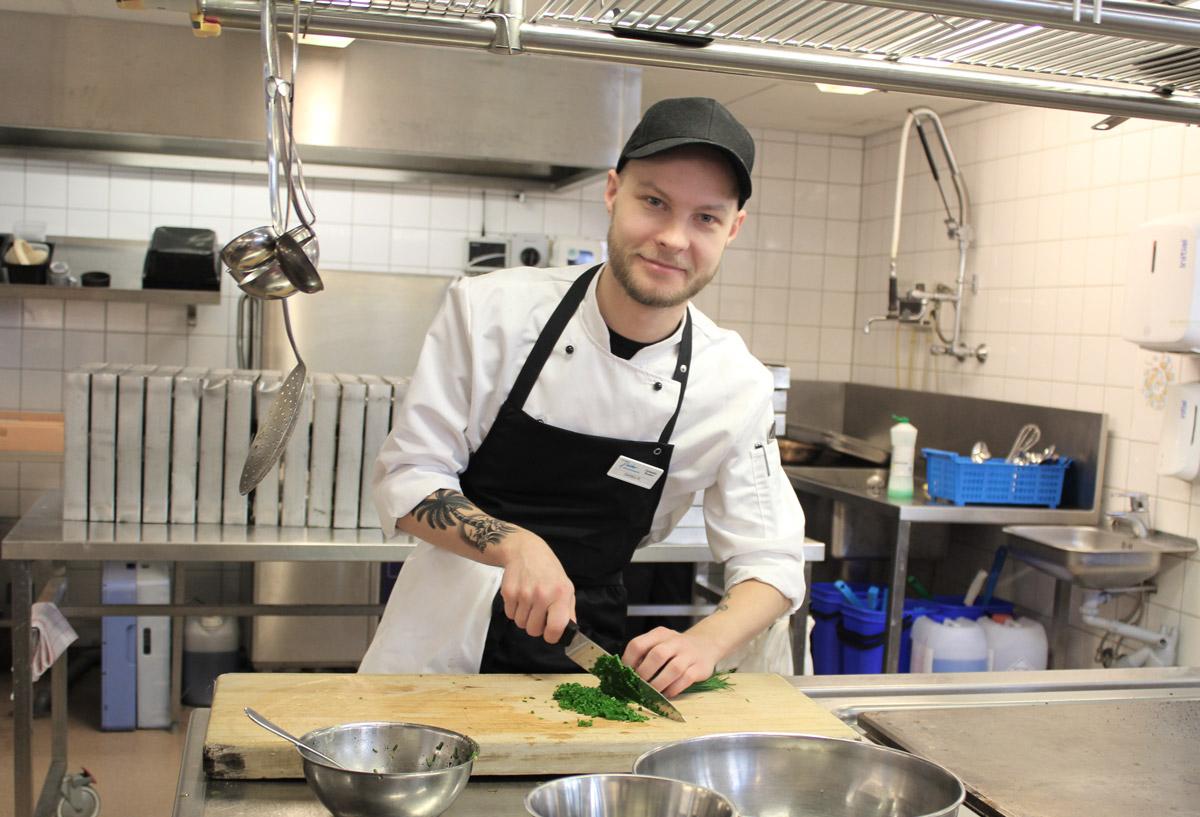 Ravintola-alan opintoihin MasterChef Suomi -kilpailusta