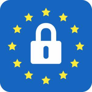 kuvituskuva: EU-tietosuoja -merkki