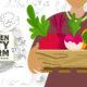Perho Green City Farmin sadonkorjuumarkkinat la 22.9. Tervetuloa!