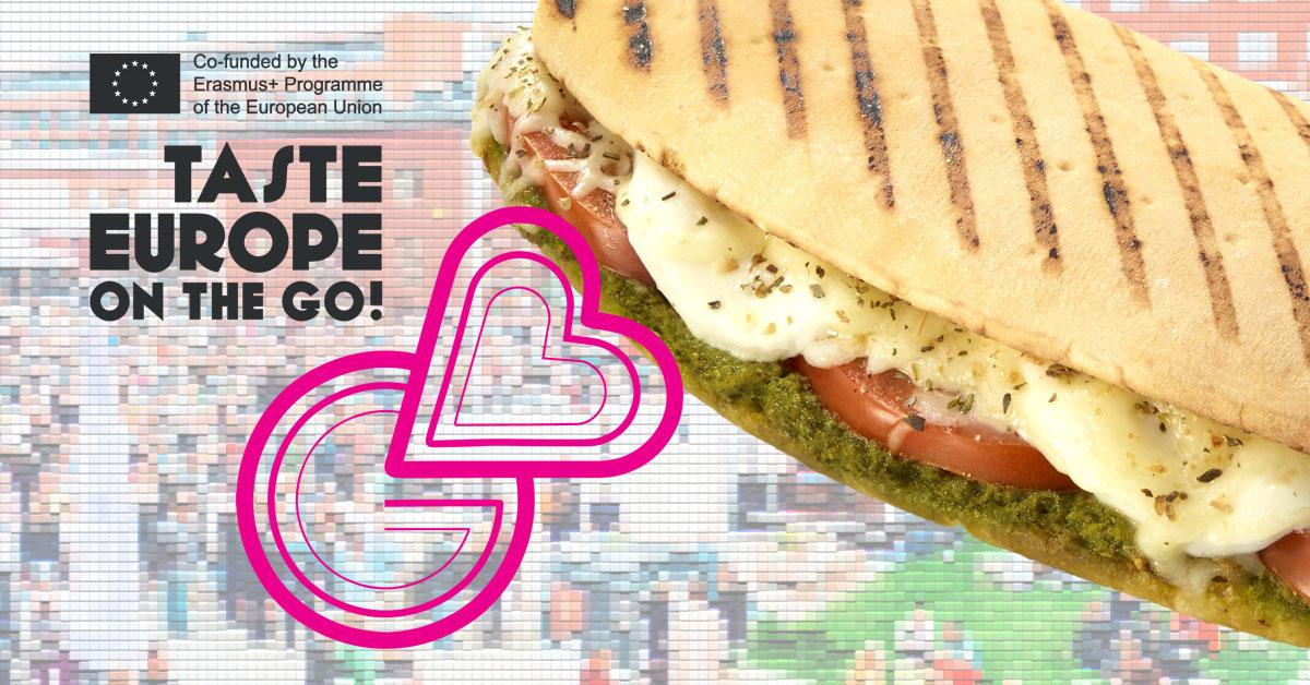 Hae mukaan Taste Europe on the Go! -hankkeeseen