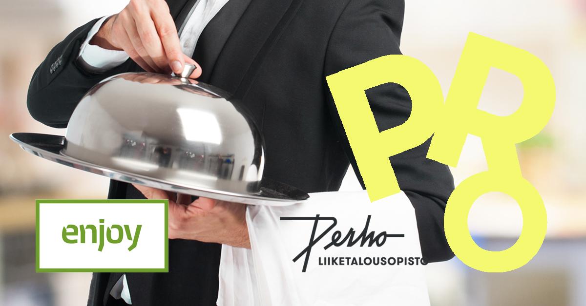 Recruitment Training of Waiters and Waitresses ENJOY Tr No. 681692