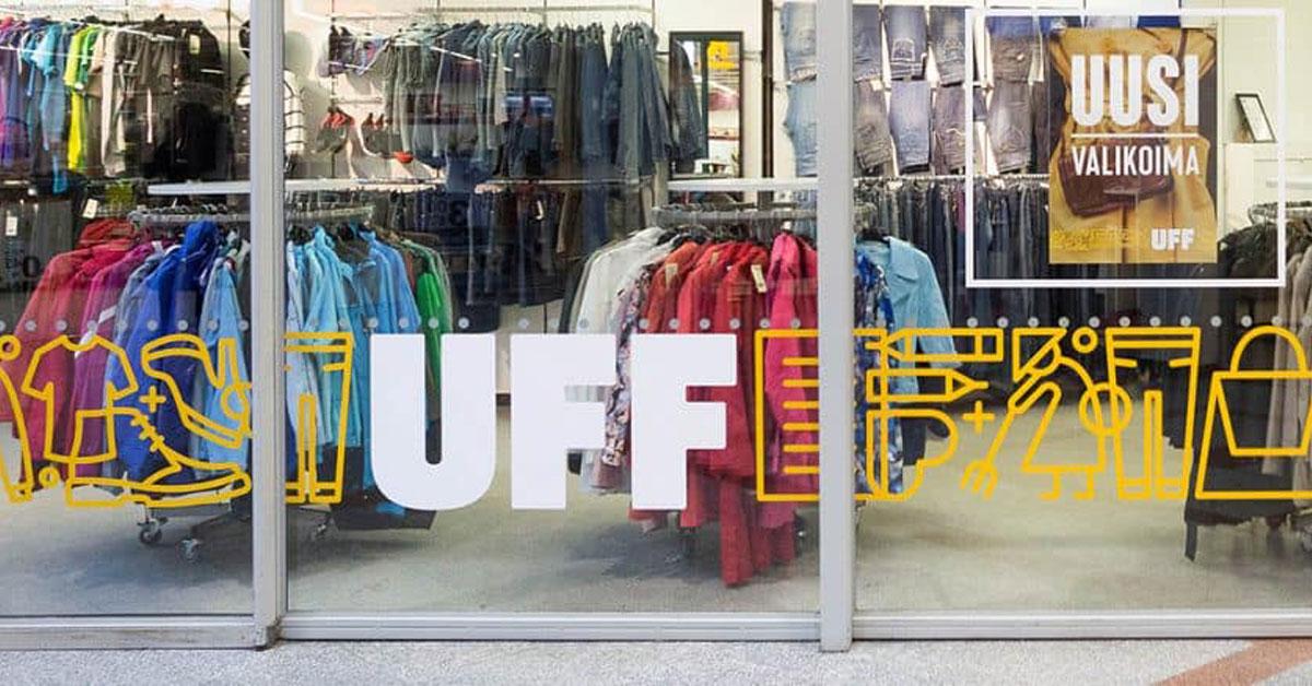 Opiskelijat & UFF laittoivat opet catwalkille