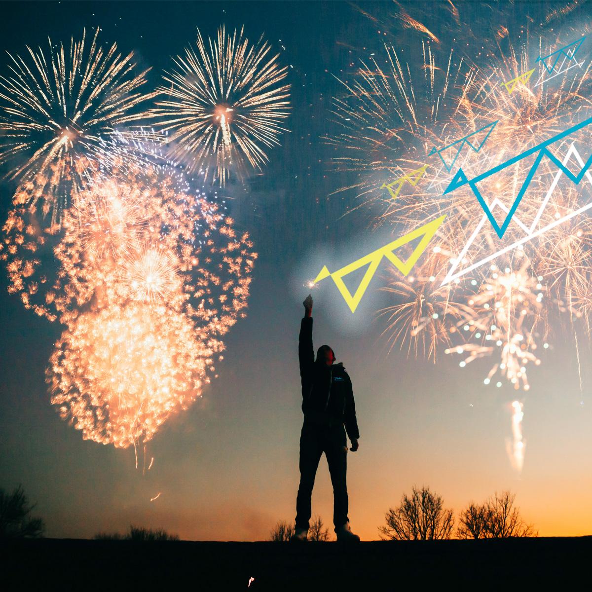 Hyvää uutta vuotta 2019! Happy New Year 2019!