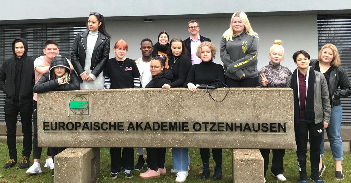 Perholaiset Otzenhausen Academie'ssa