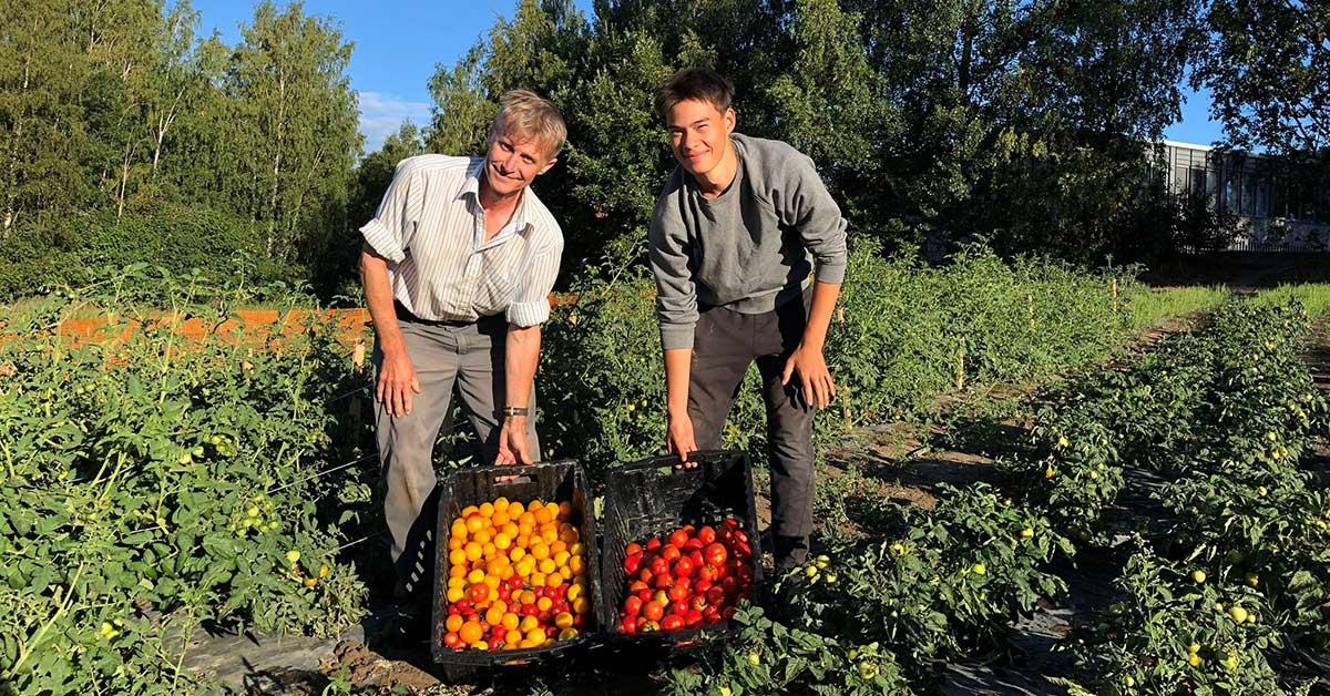 Kestävän gastronomian huippuseminaari ti 24.9.2019