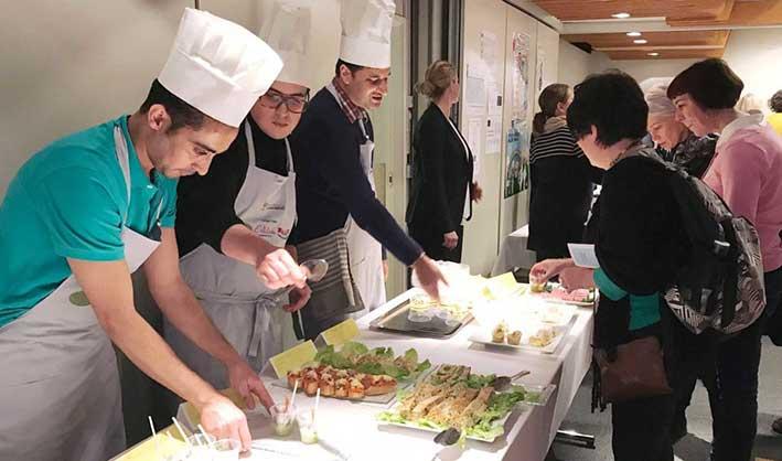 Päättyneitä hankkeita: Urban Food – Smart & Clean