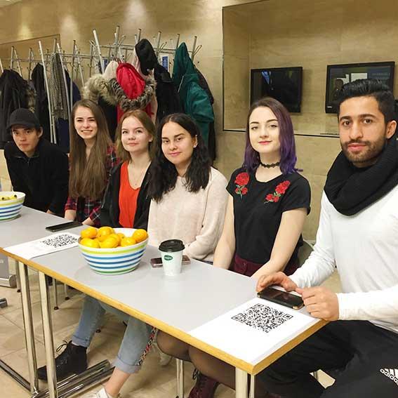 Perholainen opiskelijakunta 2018–2019