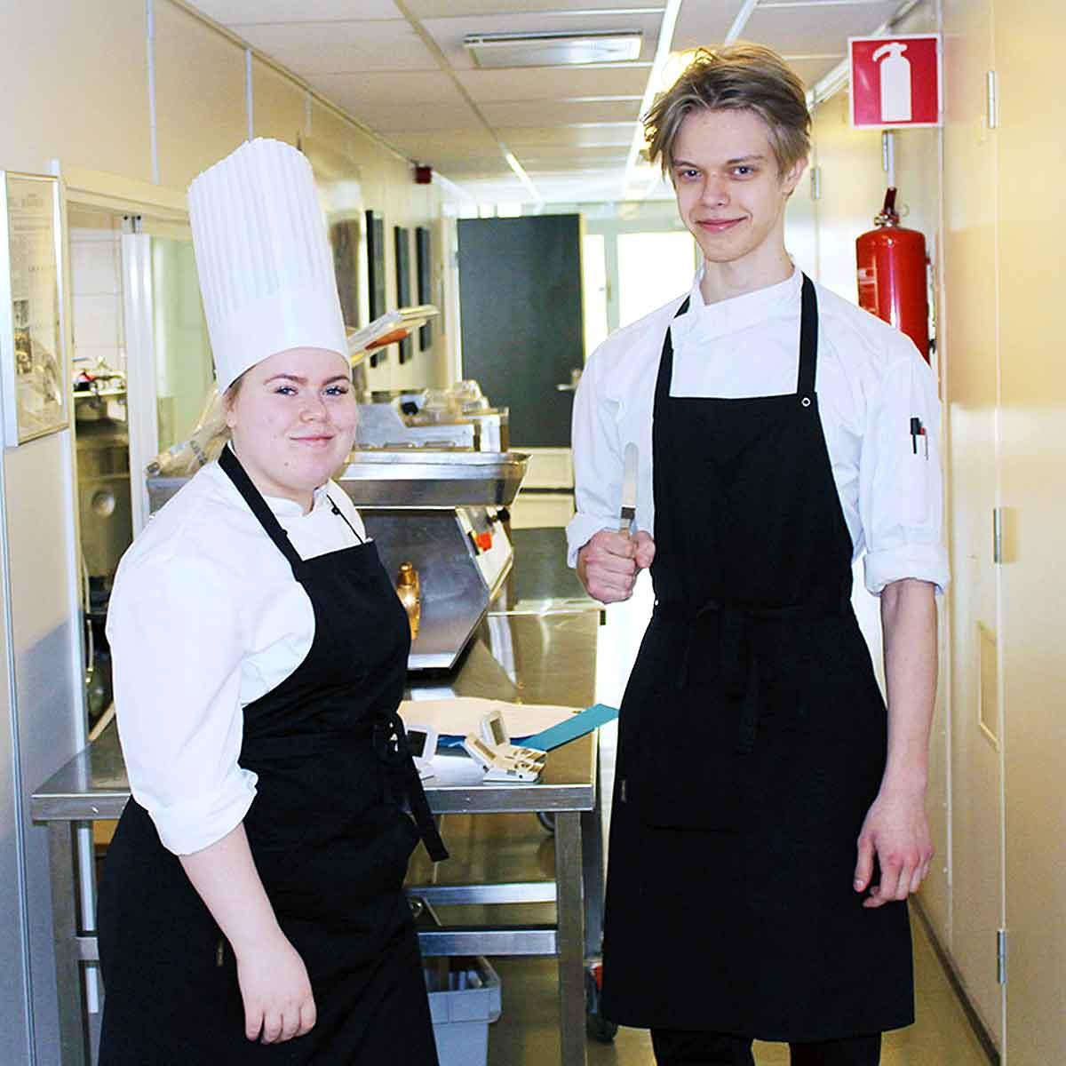 Kokkien ja tarjoilijoiden SM-parikilpailut