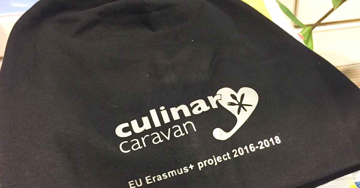 Culinary Caravan on the Move Erasmus+