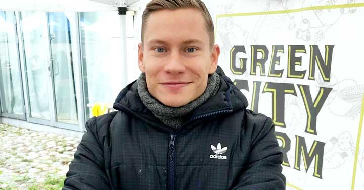 Sadonkorjuumarkkinat – hyvää läheltä Oskari Mörö
