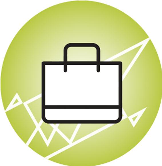 Liiketoiminnan perustutkinnon (merkonomi) tunnusikoni
