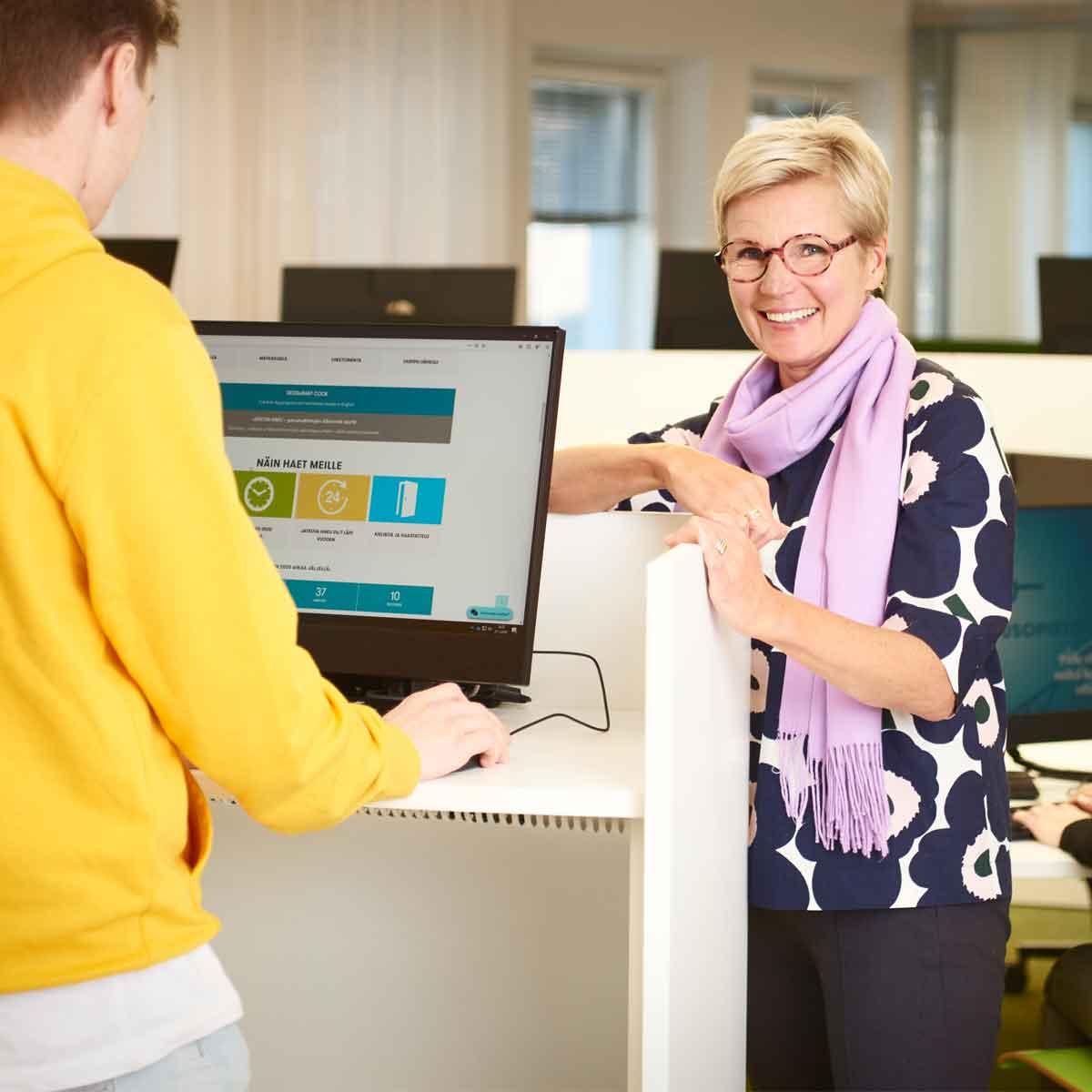 kuvituskuva: liiketoiminnan opiskeluvalmiuksia tukevat opinnot (OPI)