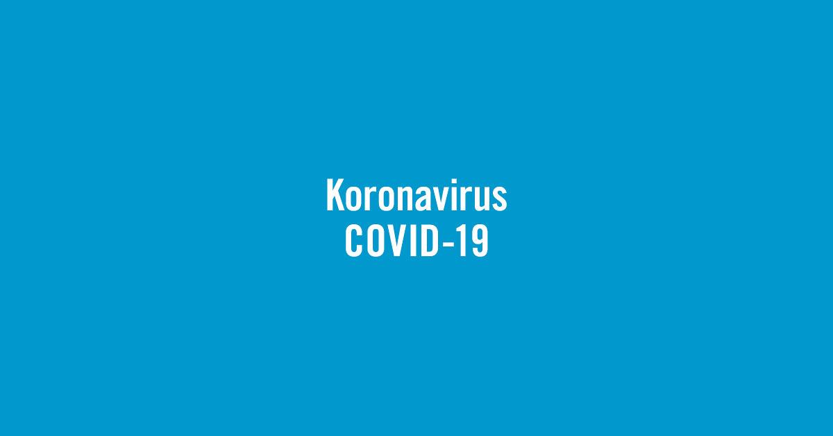 Kuvituskuva, koronavirus (COVID-19)