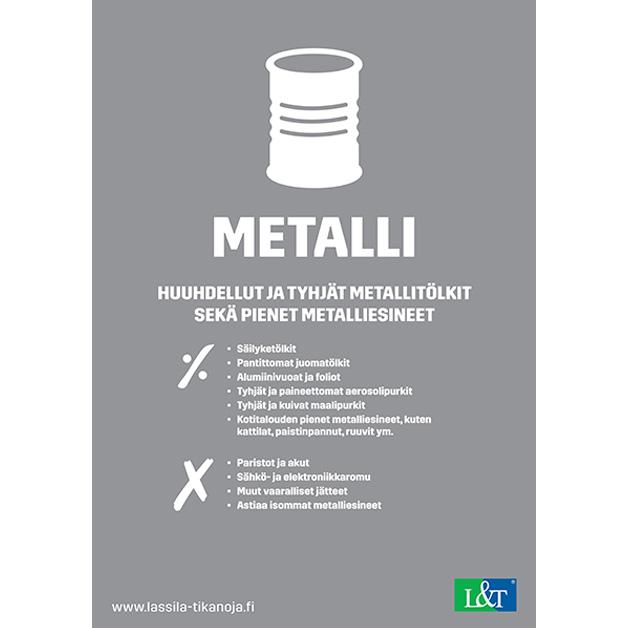 Keräysmetalli