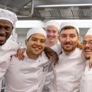 Restaurant Cook studies at Perho Liiketalousopisto