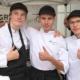 Ammattikorkeakouluopintoihin kiinni ravintola- ja catering-alan perustutkinnon aikana.