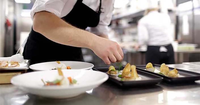 Restaurant Cook study program application period