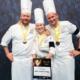 Bocuse d'Or -kokkikillpailijat 2020 ryhmäkuvassa