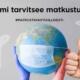 jatkuva hakua matkailualan perustutkintoon