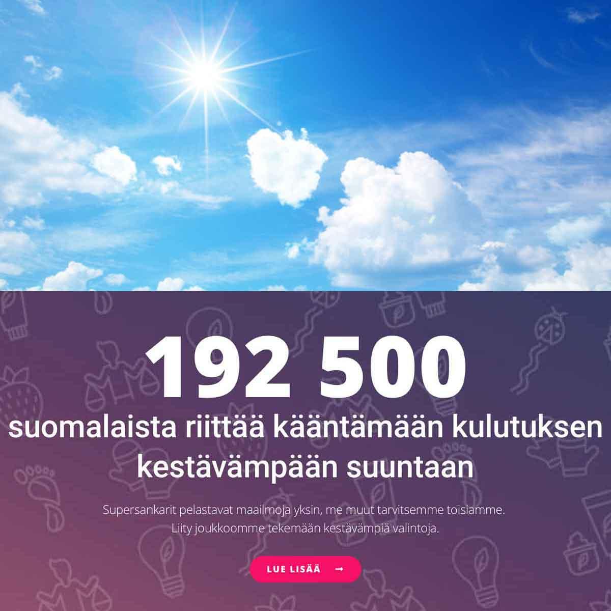 Perho LTO ostavastuullisesti.fi:n kumppanina