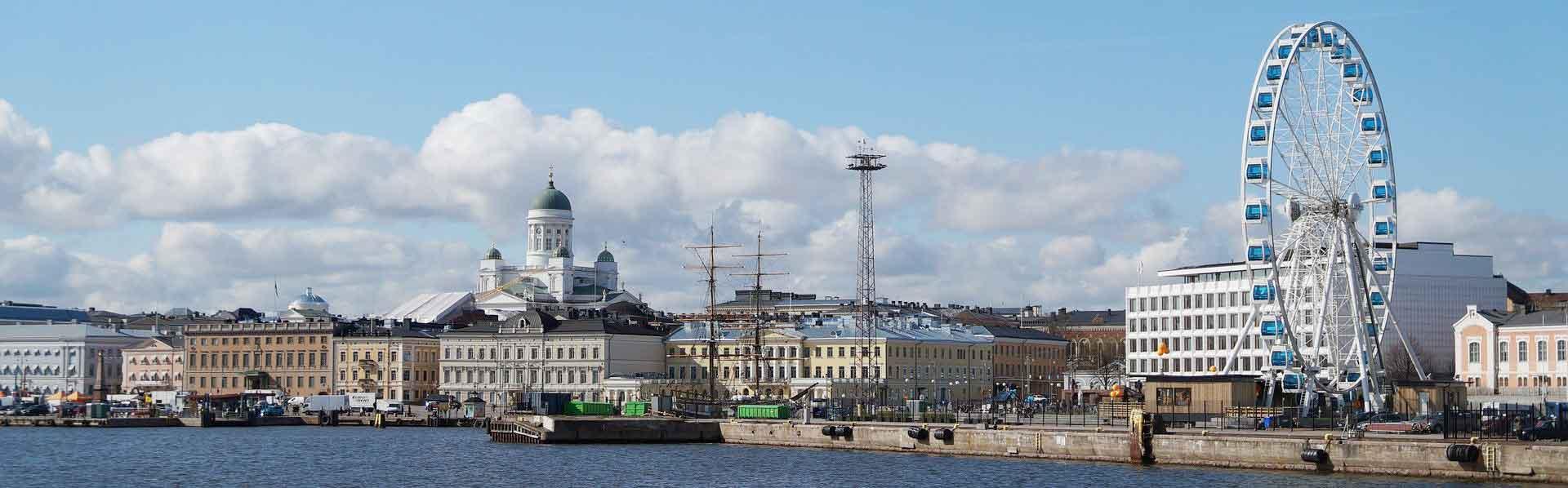 Helsinki – maailman 3. paras kaupunki